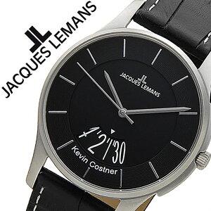 【3年保証対象】ジャックルマン腕時計[JACQUESLEMANS時計]ジャックルマン時計[JACQUESLEMANS腕時計]ケビンコスナーコレクションロンドンKEVINCOSTNERCOLLECTIONメンズ/レディースJAL11-1746G-1[人気/ブランド/革ベルト/レザー/北欧/シンプル][送料無料]