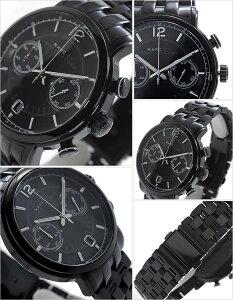 マークバイマークジェイコブス腕時計[MARCBYMARCJACOBS時計]マークジェイコブス時計[MARCBYMARCJACOBS腕時計]マークバイマークジェイコブス時計ファーガスFergusメンズ/ブラックMBM5065[メタルベルト/人気/新作/ブランド/プレゼント/ギフト][送料無料]