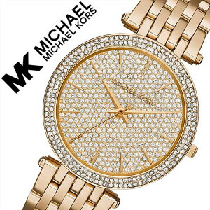 マイケルコース腕時計[MICHAELKORS時計]マイケルコース時計[MICHAELKORS腕時計]マイケルコース時計[MK腕時計]ダーシーDarciレディース/ゴールドMK3438[人気/新作/通販/トレンド/ブランド/MK/防水/メタルベルト/クリスタル/プレゼント/ギフト][送料無料]