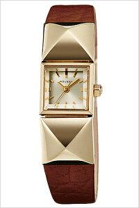 【5年保証対象】マウジー時計[MOUSSY時計]マウジー腕時計[MOUSSY腕時計]スタッズSTUDSレディースゴールドWM0021B4[革ベルト正規品おしゃれアナログシャンパンゴールドクリスタルストーン][プレゼント/ギフト][送料無料]