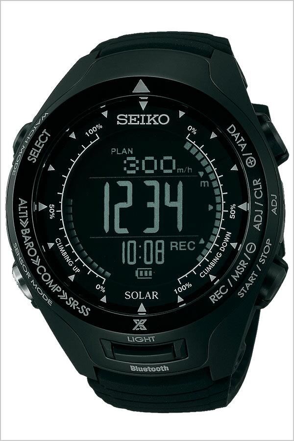 49eed61d28 デジタル SEIKO PROSPEX PROSPEX ALPINIST 液晶 レディース ユニセックス 腕時計 プロスペックス SBEL005  アルピニスト ソーラー