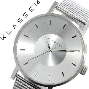 クラス腕時計[KLASSE14時計]クラスフォーティーン時計[KLASSE14腕時計]ヴォラーレVOLAREMARIONOBILEメンズ/レディース/シルバーVO14SR002M[メタルベルト/デザイナーズ/クラッセ/ボラーレ/マリオ/人気/メッシュ/北欧/ブランド/おしゃれ][送料無料]