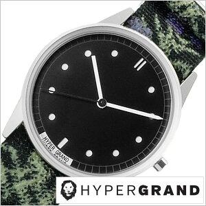 ハイパーグランド腕時計[HYPERGRAND時計]ハイパーグランド時計[HYPERGRAND腕時計][ハイパーグラウンド]ゼロワンナトー01NATOメンズ/レディース/ブラックNW01ELEC[人気/新作/ブランド/ナイロンベルト/シルバー/シンプル/デザイナーズウォッチ][送料無料]