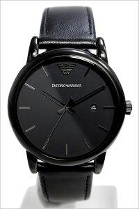 エンポリオアルマーニ腕時計[EMPORIOARMANI時計]エンポリオアルマーニ時計[EMPORIOARMANI腕時計]エンポリオアルマーニ腕時計/メンズ/ブラックAR1732[新作/人気/流行/ブランド/防水/レザーベルト/革/エンポリ/EA][送料無料]
