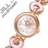 【5年保証対象】ジルバイジルスチュアート 腕時計[ JILL BY JILL STUART 時計 ]ジル バイ ジルスチュアート 時計[ JILLSTUART 腕時計 ]ジルスチュアート腕時計 ジルスチュアート時計 ラブ コレクション レディース/ホワイト NJAC601 [限定][送料無料][入学/卒業/祝い]