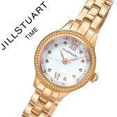 【5年保証対象】ジルスチュアートタイム 腕時計 [ JILLSTUARTTIME 時計 ]ジルスチュアート タイム 時計[ JILLSTUART TIME 腕時計 ] エレガントソーラーレディース/ホワイト NJAH001 [正規品/クール/人気/ガール/ソーラー/かわいい][送料無料][入学/卒業/祝い]