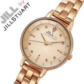 【5年保証対象】ジルバイジルスチュアート 腕時計[ JILL BY JILL STUART 時計 ]ジル バイ ジルスチュアート 時計[ JILLSTUART 腕時計 ]ジルスチュアート腕時計 ジルスチュアート時計 ニューヨーク・ニューヨークレディース/ゴールド NJAK001 [人気/かわいい][送料無料]