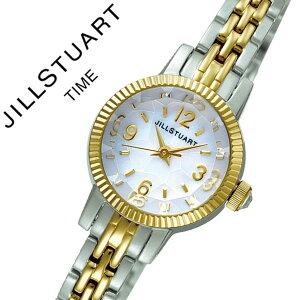 【5年保証対象】ジルスチュアートタイム腕時計[JILLSTUARTTIME時計]ジルスチュアートタイム時計[JILLSTUARTTIME腕時計]ファセットジェムFacetGemレディース/ホワイトSILDP005[正規品/クール/人気/ガール/スイート/かわいい/キュート/アクセ][送料無料]