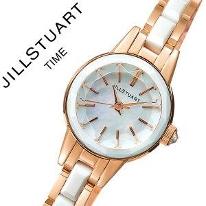 【5年保証対象】ジルスチュアートタイム腕時計[JILLSTUARTTIME時計]ジルスチュアートタイム時計[JILLSTUARTTIME腕時計]ホワイトセラミックレディース/ホワイトSILDX001[正規品/クール/人気/ガール/スイート/かわいい/キュート/アクセサリー][送料無料]