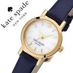 ケイトスペード腕時計[katespade時計]ケイトスペード時計[katespade腕時計]ケイトスペード腕時計メトロタイニーMetroTinyレディース/ホワイト1YRU0456[人気/ブランド/シンプル/革ベルト/おしゃれ/かわいい/ゴールド/ネイビー/プレゼント/ギフト][送料無料]