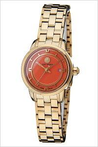 トリーバーチ腕時計[TORYBURCH時計]トリーバーチ時計[TORYBURCH腕時計]トリーバーチ腕時計TORYレディース/オレンジTRB1012[トリバ/トリバーチ/人気/ブランド/メタルベルト/ゴールド/ブレスレット/アクセサリー][プレゼント/ギフト][送料無料]