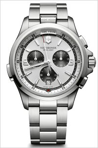 【5年保証対象】ビクトリノックス腕時計[VICTORINOX時計]ヴィクトリノックス時計[VICTORINOXSWISSARMY]ビクトリノックススイスアーミー/ナイトヴィジョンクロノNIGHTVISIONCHRONOメンズ241728[ブランド/メタルベルト/防水/ミリタリーウォッチ][送料無料]