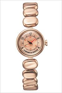【5年保証対象】カバンドズッカ腕時計[CABANEdeZUCCA時計]カバンドズッカ時計[CABANEdeZUCCA腕時計]コーヒービーンズCoffeeBeansレディース/ピンクAJGK074[メタルベルト/正規品/SEIKO/ブレスウォッチ/ローズゴールド][送料無料]