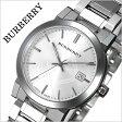 バーバリー 時計[BURBERRY 腕時計]バーバリー ロンドン 腕時計[BURBERRY LONDON 時計] シティ The City メンズ/シルバー BU9000 [おすすめ/ブランド/プレゼント/ギフト/おしゃれ/オシャレ/メタル ベルト][送料無料]