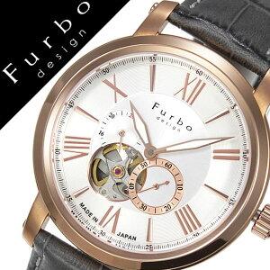 フルボデザイン腕時計[Furbodesign時計]フルボデザイン時計[Furbodesign腕時計]メンズ/シルバーF5026GYSET[革ベルト/正規品/機械式/自動巻/メカニカル/おしゃれ/オートマチック/セット/イタリア][送料無料]