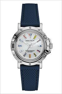 【5年保証対象】ノーティカ腕時計[NAUTICA時計]ノーティカ時計[NAUTICA腕時計]ウーマンズフラッグスNST800WOMEN