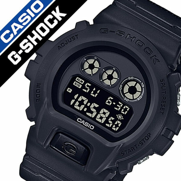 腕時計, メンズ腕時計  CASIO CASIO G-SHOCK Military Black DW-6900BBN-1JF G