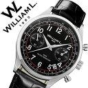 【5年保証対象】ウィリアムエル 腕時計 WilliamL 1985 時...