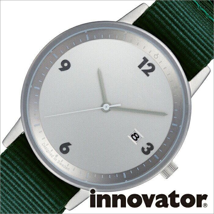 腕時計, 男女兼用腕時計  innovator Bald IN-0001-10
