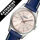 【5年保証対象】キャサリンハムネット 腕時計 KATHARI...