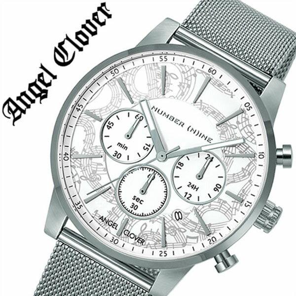 腕時計, メンズ腕時計 5 AngelClover Angel Clover NUMBER(N)INE NNC42SWH