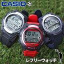 【サッカー フットサル 審判 専用】カシオ 腕時計 レフリー...