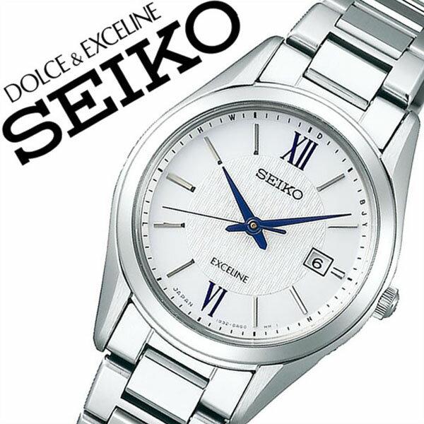 腕時計, レディース腕時計 5 SEIKO SEIKO EXCELINE SWCW145