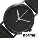 【5年保証対象】ノーマルタイムピーシーズ 腕時計 normalTIMEPIECES 時計 ノーマル ...