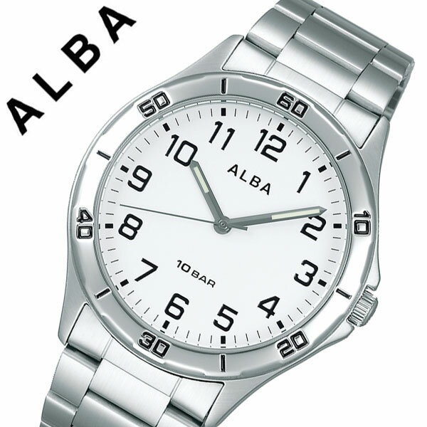腕時計, メンズ腕時計 5 SEIKO SEIKO ALBA AQPK409
