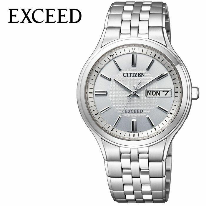 腕時計, メンズ腕時計 5 CITIZEN EXCEED AT6000-61A