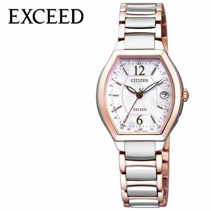 腕時計, レディース腕時計 5 CITIZEN EXCEED ES9342-50W