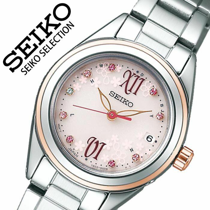 腕時計, レディース腕時計  5 SEIKO 2020 SAKURA Blooming SEIKO SELECTION SWFH108