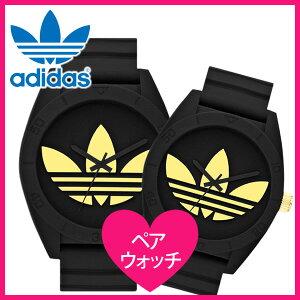 【限定ペアウォッチ】adidas時計アディダス腕時計adidasoriginals腕時計アディダスオリジナルス時計adidasoriginals腕時計アディダス時計サンティアゴSANTIAGOメンズ/レディース/ブラックブルーADH2882ADH2877[XL/プレゼント/祝い/ギフト/記念][送料無料]