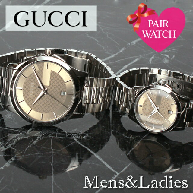 size 40 d59a6 d955b ペア価格】ペアウォッチ グッチ 腕時計 GUCCI 時計 グッチ 時計 ...