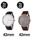 ポールスミス 腕時計[PAULSMITH 時計]ポール スミス 時計[PAUL SMITH 腕時計]トラック TRACK 42MM メンズ[人気/おしゃれ/高級/トレンド/ブランド/シンプル/イギリス/レザー ベルト/革/ブラック/ネイビー/ブラウン/ホワイト/グレー/シルバー/ローズゴールド][送料無料]