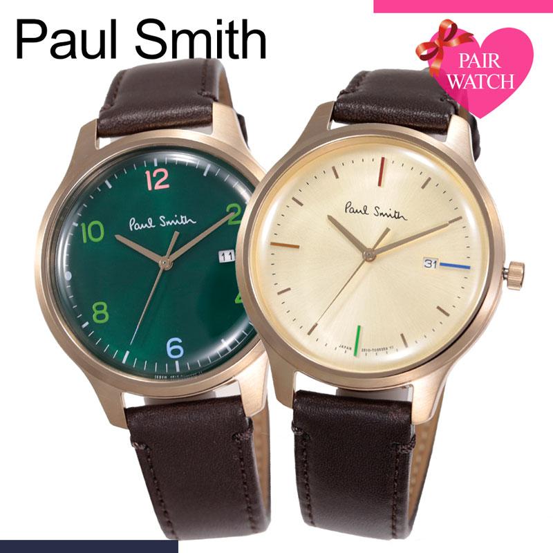 腕時計, ペアウォッチ  PaulSmith Paul Smith The City