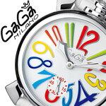 ガガミラノ腕時計[GaGaMILANO時計GaGaMILANO腕時計ガガミラノ時計]マヌアーレ[MANUALE]/メンズ/レディース/男女兼用時計/5010.1送料無料【楽ギフ_包装】
