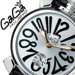 ガガミラノ腕時計[GaGaMILANO時計GaGaMILANO腕時計ガガミラノ時計]マヌアーレ[MANUALE]/メンズ/レディース/男女兼用時計/5010.7S送料無料【楽ギフ_包装】