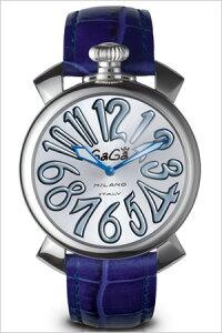 ガガミラノ腕時計[GaGaMILANO時計GaGaMILANO腕時計ガガミラノ時計]マヌアーレ[MANUALE]/メンズ/レディース/男女兼用時計/5020.3送料無料【_包装】