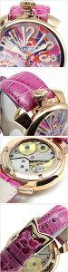 ガガミラノ腕時計[GaGaMILANO時計](GaGaMILANO腕時計ガガミラノ時計)マヌアーレ48MMモザイク(MANUALE48MMMOSAICO)/メンズ時計GG-5011-MOSAICO-2送料無料【楽ギフ_包装】
