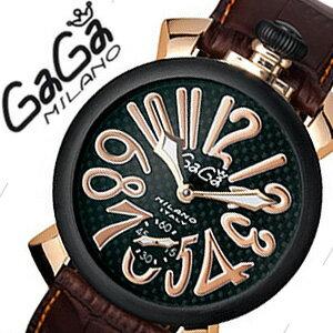 ガガミラノ腕時計[GaGaMILANO時計GaGaMILANO腕時計ガガミラノ時計]マヌアーレ48mm[MANUALE48MM]/メンズ時計/GG-5014.1送料無料【楽ギフ_包装】