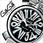 ガガミラノ腕時計[GaGaMILANO時計GaGaMILANO腕時計ガガミラノ時計]スリム46MMアッチャイオ[SLIM46MMACCIAIO]/メンズ時計GG-5080.2送料無料【楽ギフ_包装】