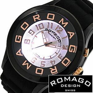 【今月の特価商品】ロマゴ腕時計ROMAGODESIGN時計ロマゴデザイン腕時計ROMAGODESIGNロマゴデザインROMAGO腕時計ロマゴ時計ROMAGO腕時計アトラクションシリーズ/メンズ/レディース/RM015-0162PL-BKRG[おしゃれブランド祝いギフト激安][送料無料][10倍]