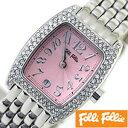 フォリフォリ腕時計 FolliFollie腕時計 フォリフォリ 時計 FolliFollie 時計 フォリフォリ 腕時計 Folli Follie フォリ フォリ FolliFollie時計 フォリフォリ時計 レディース腕時計 レディース時計 レディース WF5T081BDP 新作 アウトレット レア 送料無料 [ クリスマス ]