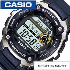 腕時計, メンズ腕時計  CASIO SPORTS GEAR CASIO WAVE CEPTOR WV-M200-2AJF