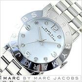 マークバイマークジェイコブス 時計[ MARCBYMARCJACOBS 腕時計 ]マークジェイコブス 腕時計[ MARCJACOBS 時計 ]マーク バイ マーク ジェイコブス[ MARC BY MARC JACOBS ]エイミー/AMY メンズ/レディース MBM3054 [ブランド/人気/ホワイト/白/シルバー](送料無料)