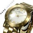 マークバイマークジェイコブス 時計[ MARCBYMARCJACOBS 腕時計 ]マークジェイコブス 腕時計[ MARCJACOBS 時計 ]マーク バイ マーク ジェイコブス[ MARC BY MARC JACOBS ]エイミー/AMY メンズ/レディース MBM3056 [ブランド/人気/ホワイト/白/ゴールド](送料無料)