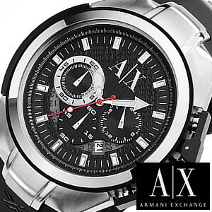 アルマーニエクスチェンジ腕時計[ArmaniExchange時計ArmaniExchange腕時計アルマーニエクスチェンジ時計]/メンズ時計/AX1042[生活防水][送料無料][mpw][プレゼント/ギフト/お祝い/卒業祝い]