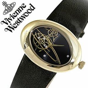 ヴィヴィアン時計VivienneWestwood時計ヴィヴィアンウエストウッド腕時計VivienneWestwood腕時計ヴィヴィアン腕時計ヴィヴィアンウェストウッド/ビビアン時計/ヴィヴィアン時計/Vivienne時計/EllipseレディースVV014GD[送料無料]