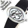 ヴィヴィアン 時計 VivienneWestwood 時計 ヴィヴィアンウエストウッド 腕時計 Vivienne Westwood 腕時計 ヴィヴィアン 腕時計 ヴィヴィアンウェストウッド/ビビアン時計/ヴィヴィアン時計/Vivienne時計/ Ellipse レディース VV014WHBK[送料無料]